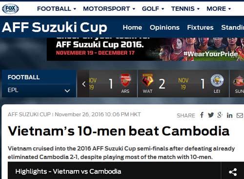 10 đá 11 vẫn thắng, báo châu Á khen Việt Nam 3 trận 9 điểm - 2