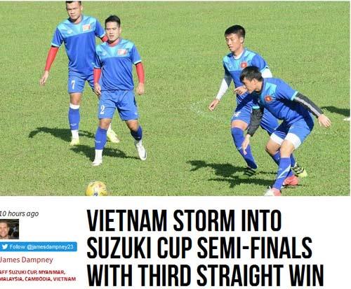 10 đá 11 vẫn thắng, báo châu Á khen Việt Nam 3 trận 9 điểm - 1