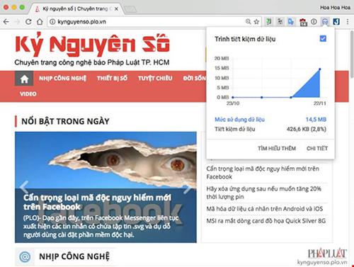 5 mẹo đơn giản giúp tăng tốc Google Chrome - 4