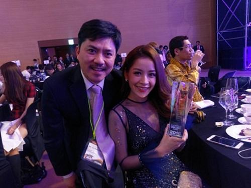 Chi Pu, Lý Hải nhận giải thưởng lớn tại Hàn Quốc - 2