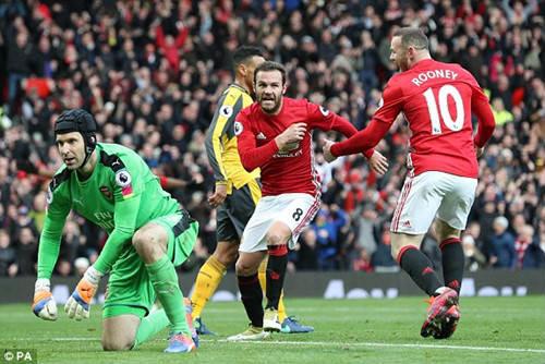 """MU - West Ham: Mourinho hưng phấn đón """"Búa tạ"""" - 1"""