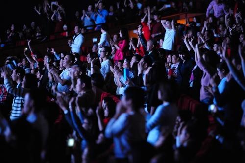 """Khán giả U60 """"quẩy sung"""" trong đêm nhạc Modern Talking - 10"""