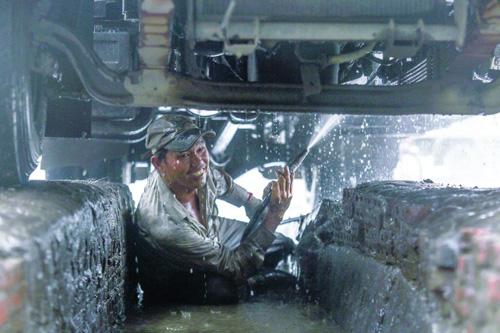 Hiệp sĩ giải cứu kẹt xe - 2