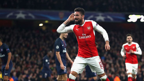 Arsenal – Bournemouth: Chờ Giroud phá dớp - 1