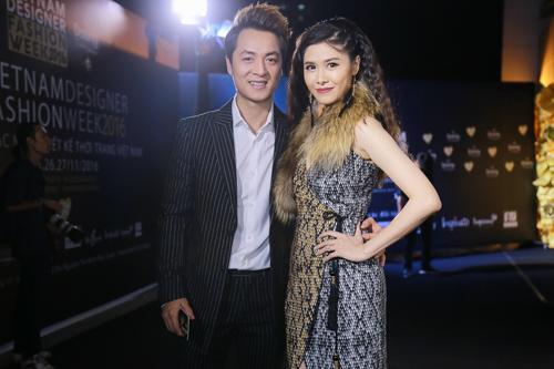 Jolie Nguyễn xẻ khoét tới hông, đọ sắc cùng dàn mỹ nhân Việt - 10