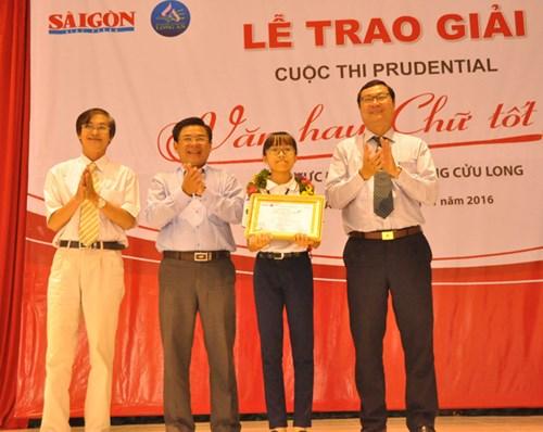 Sóc Trăng và Trà Vinh đoạt giải nhất thi 'Văn hay chữ tốt' ĐBSCL - 3