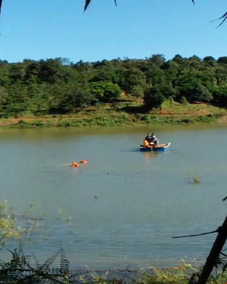 Bình Phước: Lật thuyền trên sông Lấp, 4 người tử vong - 2