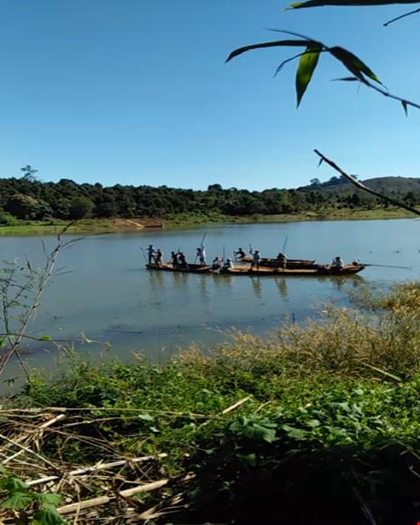 Bình Phước: Lật thuyền trên sông Lấp, 4 người tử vong - 3