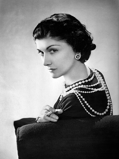 Thế giới trong con mắt của Coco Chanel - 1