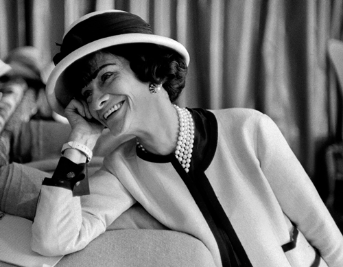 Thế giới trong con mắt của Coco Chanel - 3