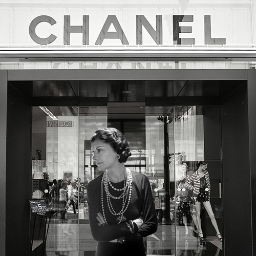 Thế giới trong con mắt của Coco Chanel - 5