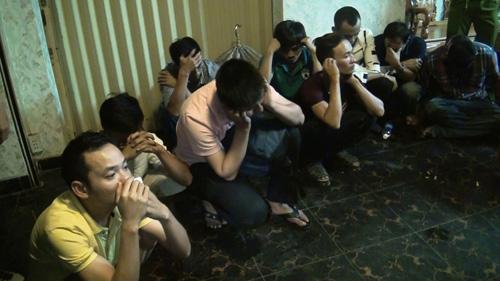 """Đặc nhiệm đột kích sới bạc """"khủng"""" ở Sài Gòn - 2"""