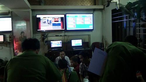 """Đặc nhiệm đột kích sới bạc """"khủng"""" ở Sài Gòn - 1"""