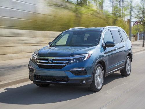 Top 10 mẫu SUV mới chạy êm ru nhất - 7