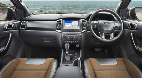 Ford Ranger Wildtrak tại Việt Nam sắp được trang bị SYNC 3 - 2