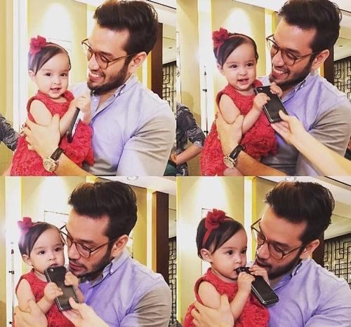 Người đẹp số 1 Philippines rạng ngời mừng con gái 1  tuổi - 5