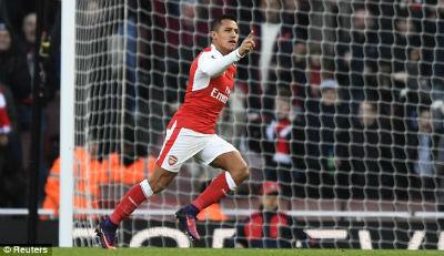 "Chi tiết Arsenal - Bournemouth: Sanchez ""chốt hạ"" (KT) - 3"