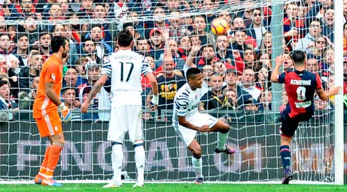 Genoa - Juventus: Cú sốc 11 năm mới hiện về - 1