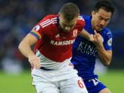Bóng đá - Leicester City - Middlesbrough: Phần thưởng phút bù giờ