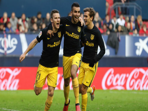 Osasuna – Atletico Madrid: Giận cá chém thớt - 1