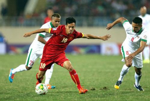 Việt Nam thất thế khi đối đầu Indonesia ở AFF Cup - 1