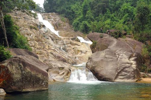 Khám phá thác Ma Hao hoang sơ giữa núi rừng xứ Thanh - 3