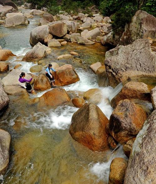 Khám phá thác Ma Hao hoang sơ giữa núi rừng xứ Thanh - 1
