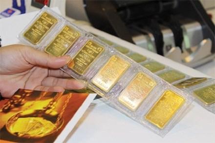 Giá vàng hôm nay 28/11: Vàng tăng mạnh, tỷ giá hạ nhiệt - 1