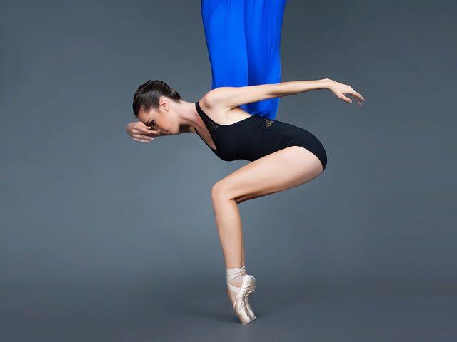 """Đôi chân quyến rũ như """"Thiên nga"""" Chloe Glemot - 5"""