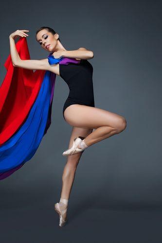 """Đôi chân quyến rũ như """"Thiên nga"""" Chloe Glemot - 6"""