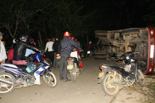 Tin mới vụ xe tải đứt phanh, 5 người thương vong ở Quảng Nam - 1