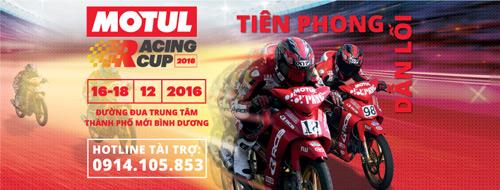 Motul Racing Cup 2016 - Cháy hết mình với siêu cúp đua xe đẳng cấp Quốc tế - 1