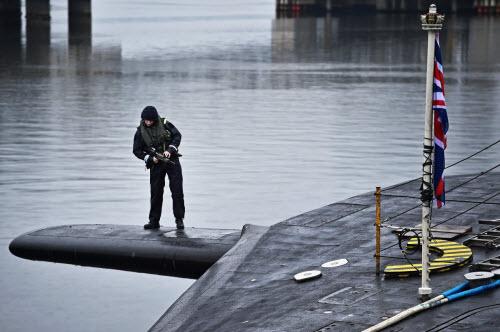 Cuộc sống tiện nghi của lính trên tàu ngầm hạt nhân Anh - 2