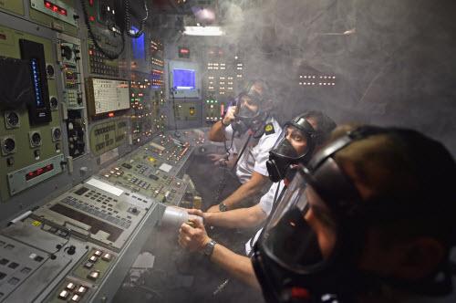 Cuộc sống tiện nghi của lính trên tàu ngầm hạt nhân Anh - 4