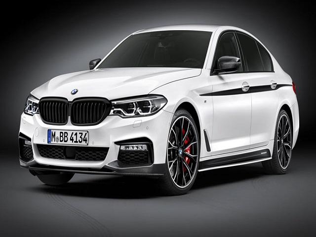 BMW tung loạt phụ kiện M Performance dành cho mẫu 5 Series - 1