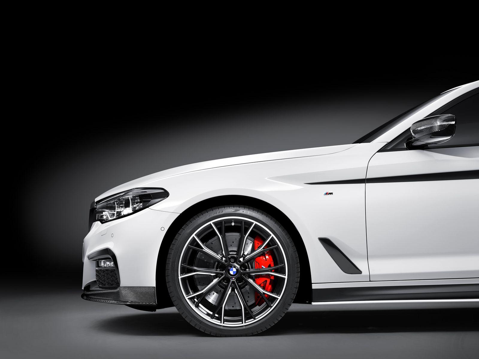 BMW tung loạt phụ kiện M Performance dành cho mẫu 5 Series - 3