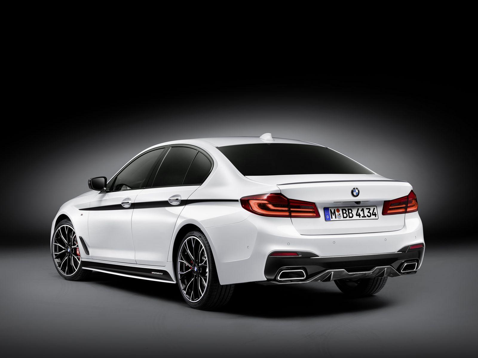 BMW tung loạt phụ kiện M Performance dành cho mẫu 5 Series - 2