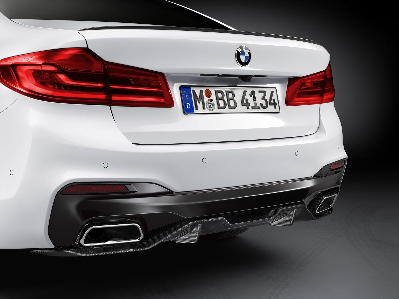 BMW tung loạt phụ kiện M Performance dành cho mẫu 5 Series - 4