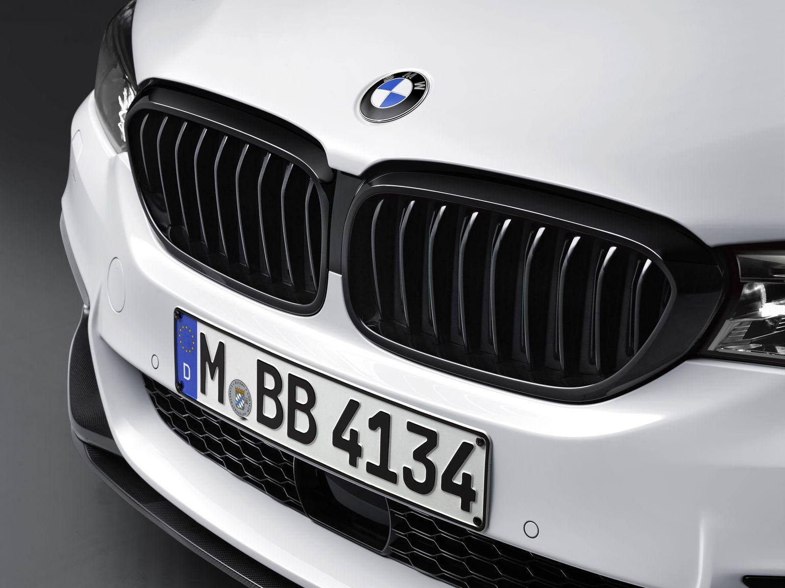 BMW tung loạt phụ kiện M Performance dành cho mẫu 5 Series - 5