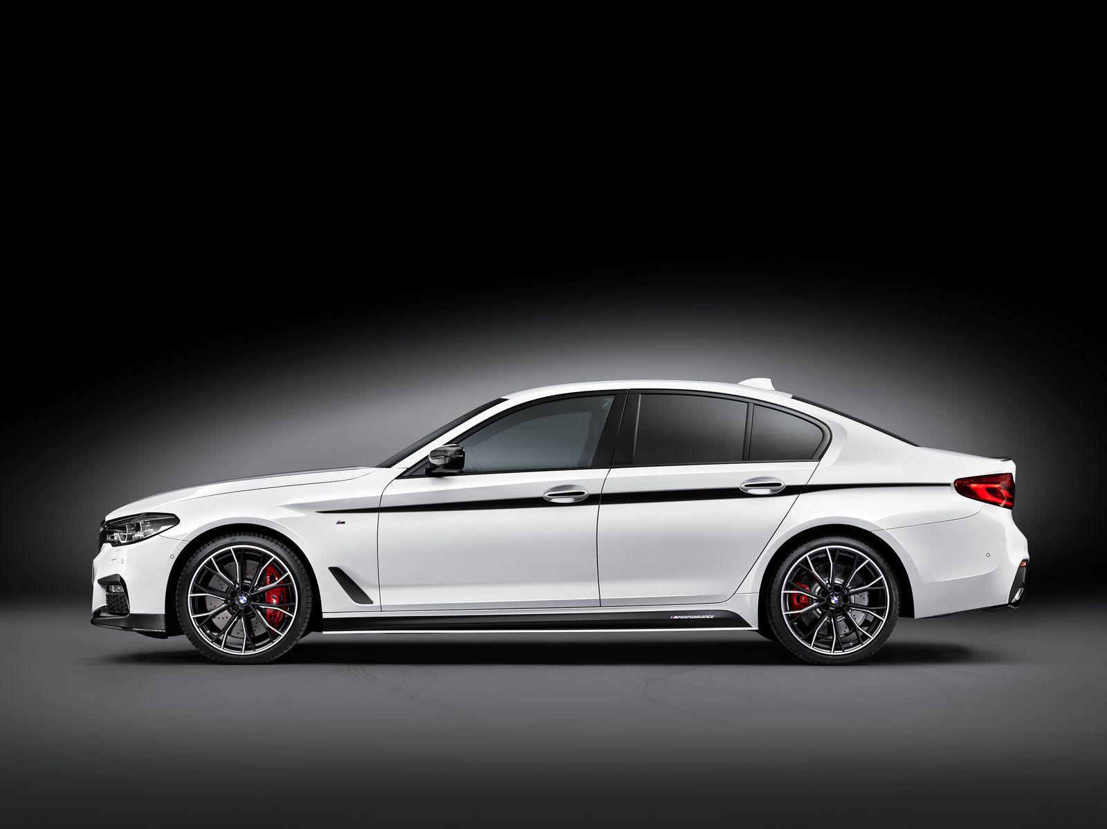 BMW tung loạt phụ kiện M Performance dành cho mẫu 5 Series - 8