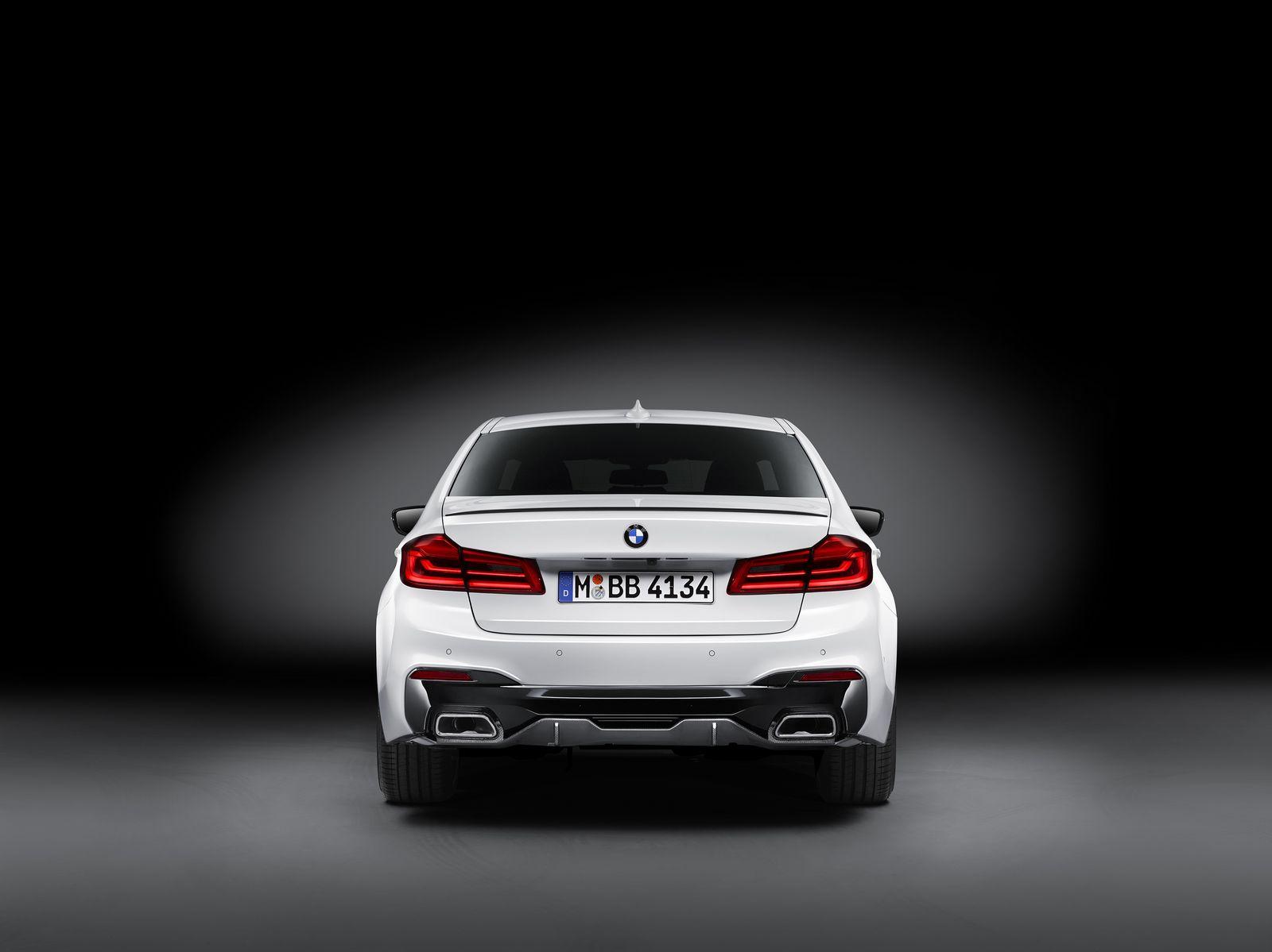 BMW tung loạt phụ kiện M Performance dành cho mẫu 5 Series - 7