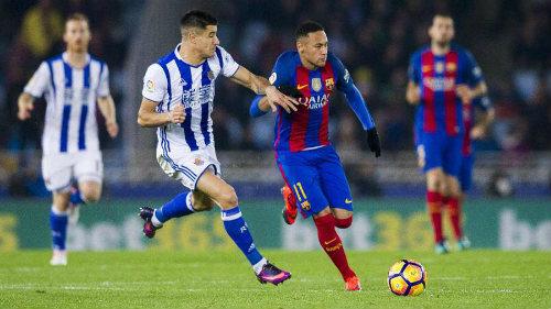 Tiêu điểm vòng 13 Liga: Barca lâm nguy trước Siêu kinh điển - 1