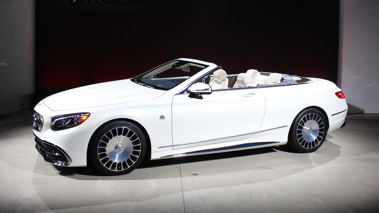 """Mercedes """"tuyển chọn"""" khách hàng mua Maybach S650 Cabriolet - 1"""