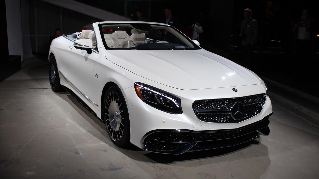 """Mercedes """"tuyển chọn"""" khách hàng mua Maybach S650 Cabriolet - 4"""