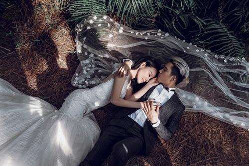 """Ảnh cưới đẹp lung linh của hotboy điển trai nhất """"Nhật ký Vàng Anh"""" - 4"""