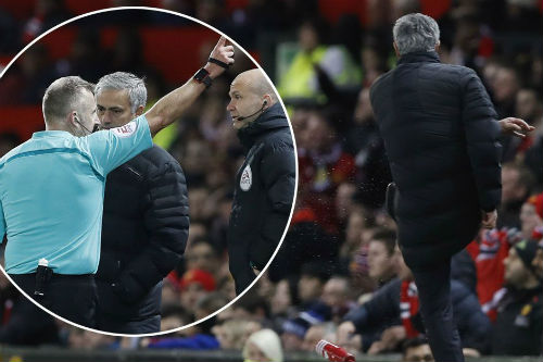 """MU: Cả thế giới đang """"phản bội"""" Mourinho - 1"""