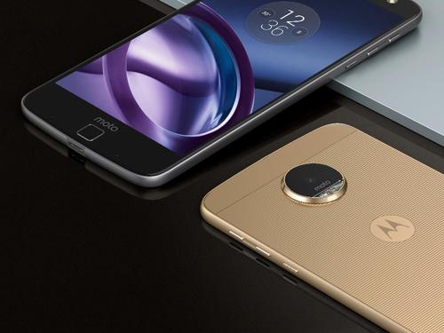 Lenovo trình làng bộ đôi smartphone Moto Z, Moto Z Play - 1