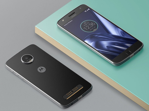 Lenovo trình làng bộ đôi smartphone Moto Z, Moto Z Play - 2
