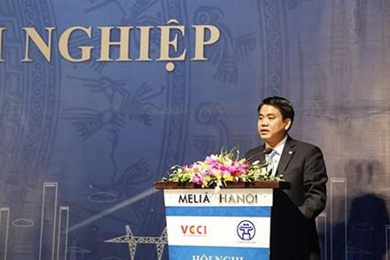 Hà Nội sẽ giải quyết kiến nghị của doanh nghiệp trong 1 tuần - 1