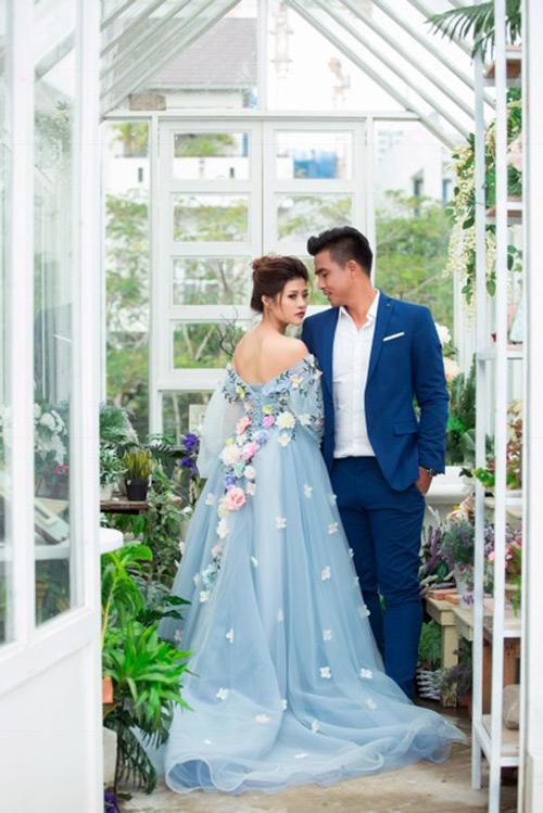 Nữ DJ bốc lửa khoe ảnh cưới lãng mạn với cựu tiền đạo Việt Thắng - 2